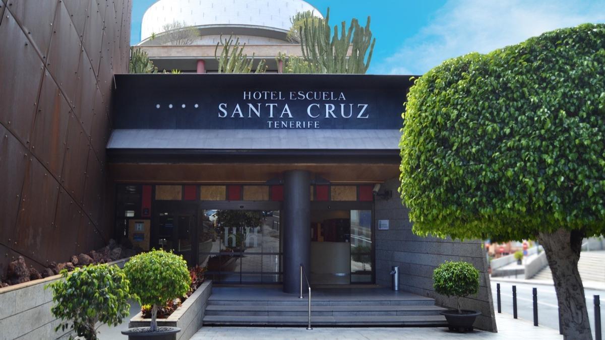 Hotel Escuela de Santa Cruz de Tenerife.