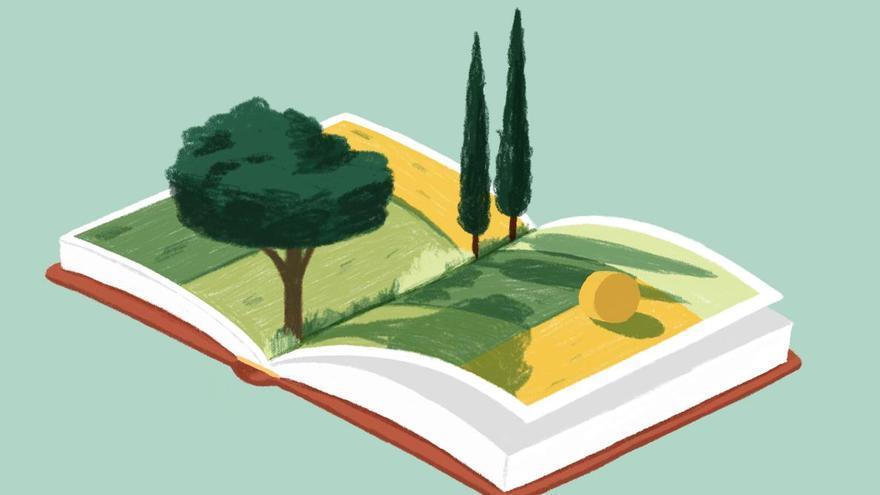 Diàlegs (literaris) amb la terra