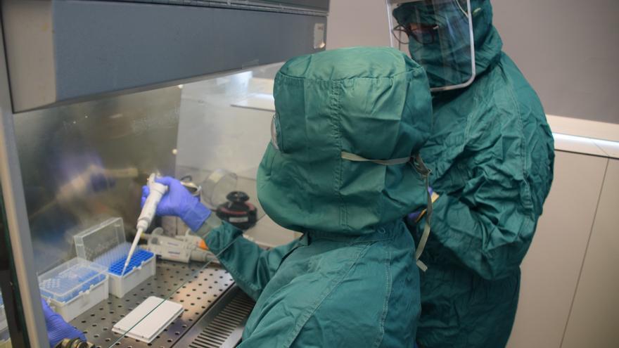 Investigadores de la Conselleria de Sanidad desarrollan un método de detección de coronavirus en muestras de saliva