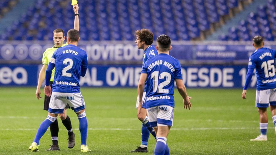 Meritorio empate del Oviedo ante el Espanyol