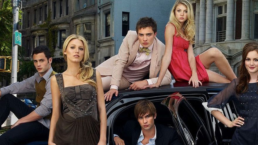 'Gossip girl': cuando a las series les chiflaban los millonarios