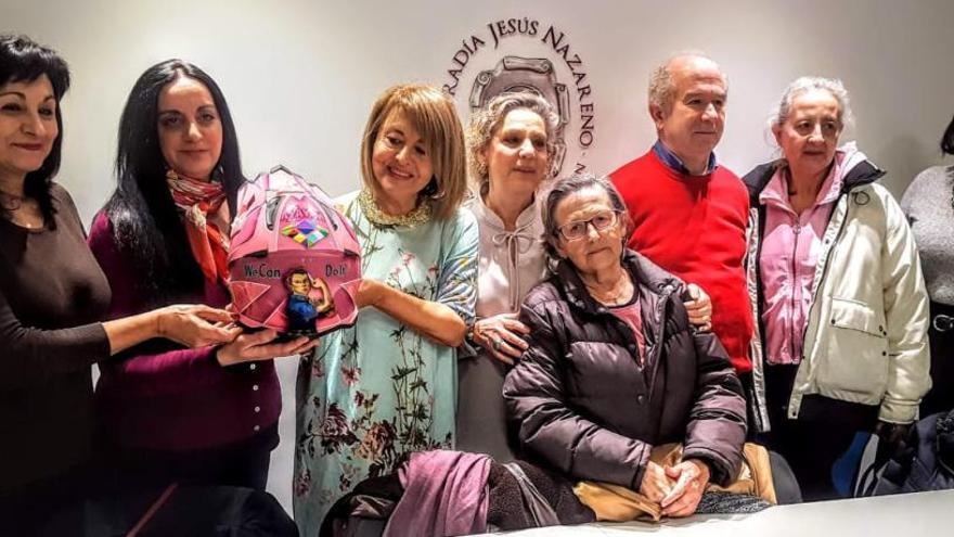 Azayca sorteará el casco de Sara García el 16 de mayo