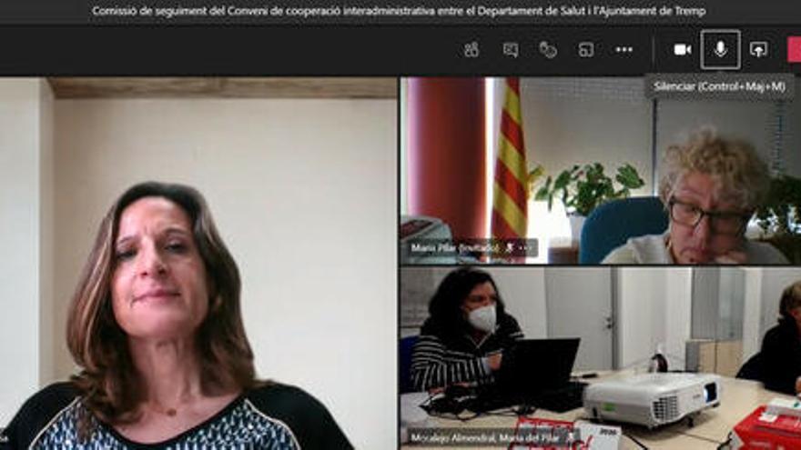 Salut signa convenis de cooperació amb els consells comarcals de la Cerdanya i l'Alt Urgell per fer front a la pandèmia