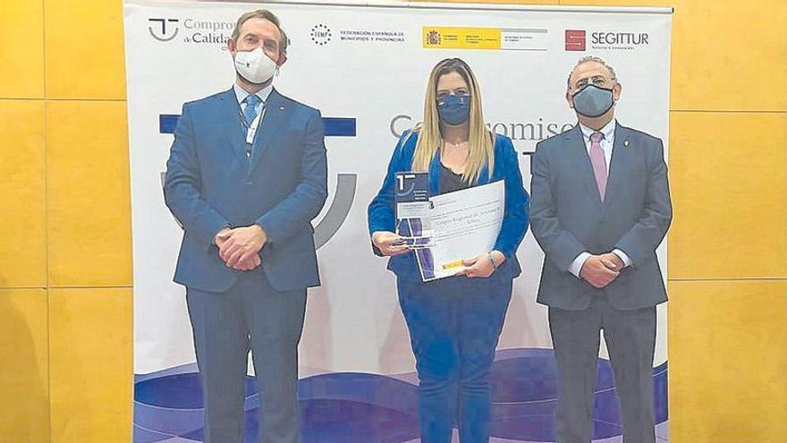 El Centro de Artesanía de Lorca ve premiada su competitividad