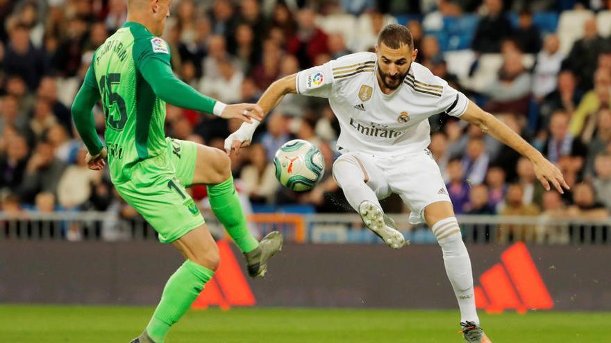 LaLiga: Real Madrid - Leganés