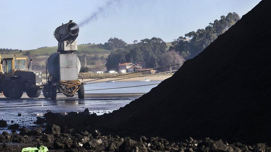 El Puerto de Avilés vislumbra niveles de tráfico previos al covid y es de los que más crece
