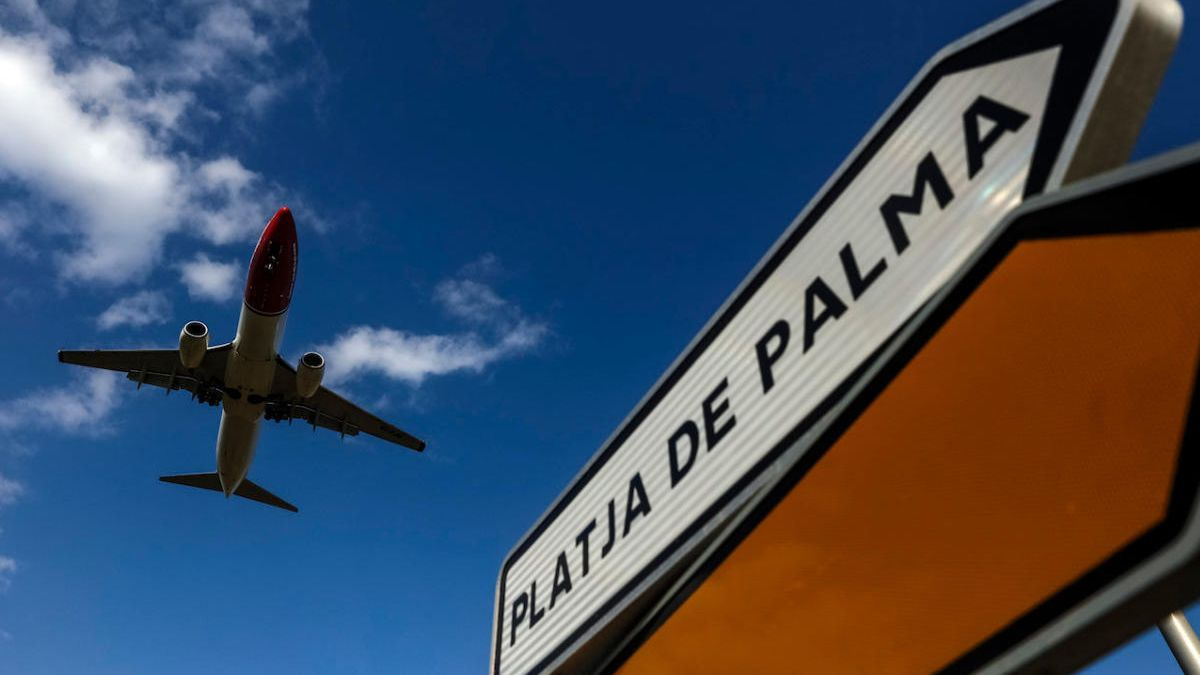 Baleares recibió más de 622.000 viajeros internacionales en julio
