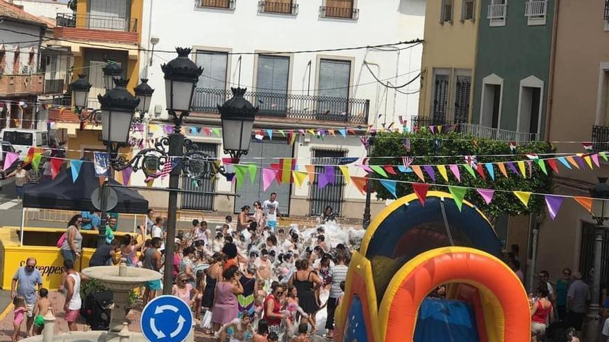 Alcàntera también cancela sus fiestas patronales