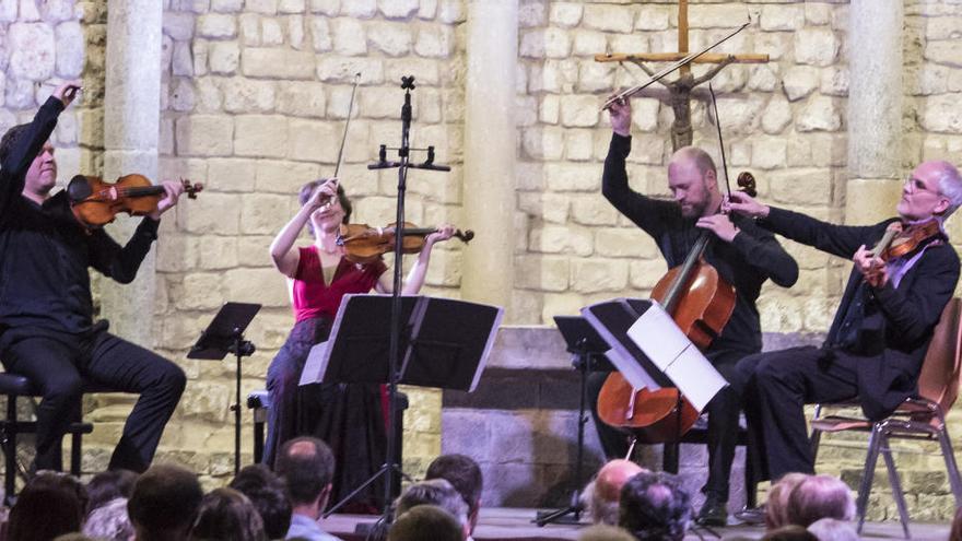 La Schubertíada programa una trentena de concerts entre març i agost a l'Alt Empordà, Barcelona i Àlaba