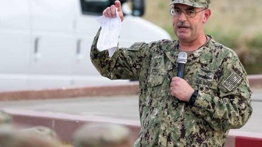 """El Pentágono releva por """"falta de confianza"""" al jefe de la cárcel de Guantánamo"""