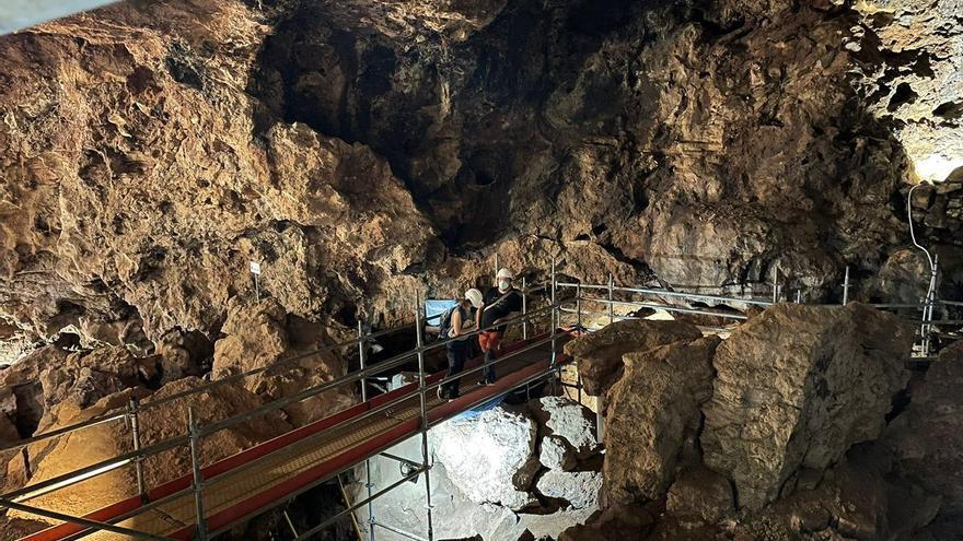 Cueva Victoria se abre al público los días 30 y 31 de julio