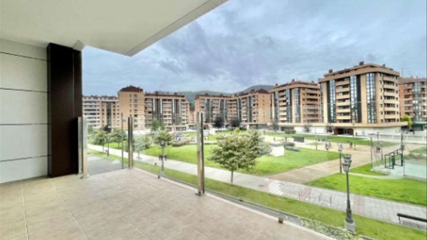 Vivir en el centro de Oviedo sin renunciar a disfrutar de un balcón o terraza