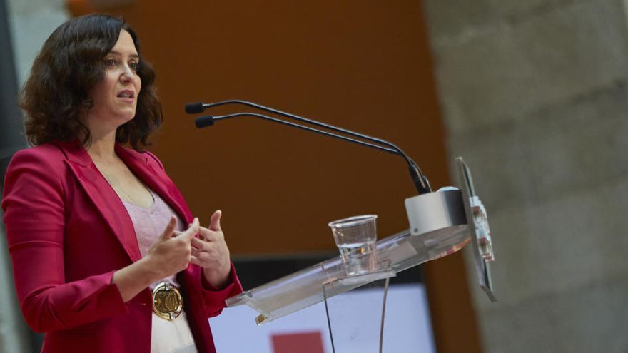 """Ayuso carrega contra ERC per posar Madrid """"en objecte de totes seves ires"""""""