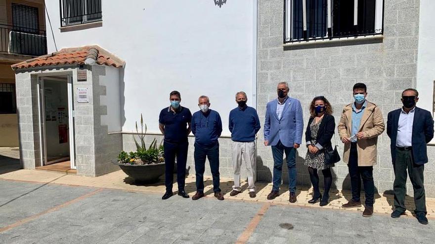 La diputación solucionará los problemas de la señal de televisión en La Jara