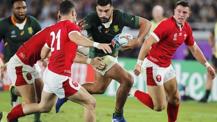 Sudáfrica se medirá en la final a Inglaterra