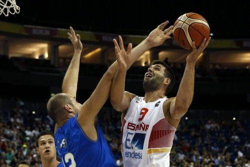Eurobasket 2015: España - Italia