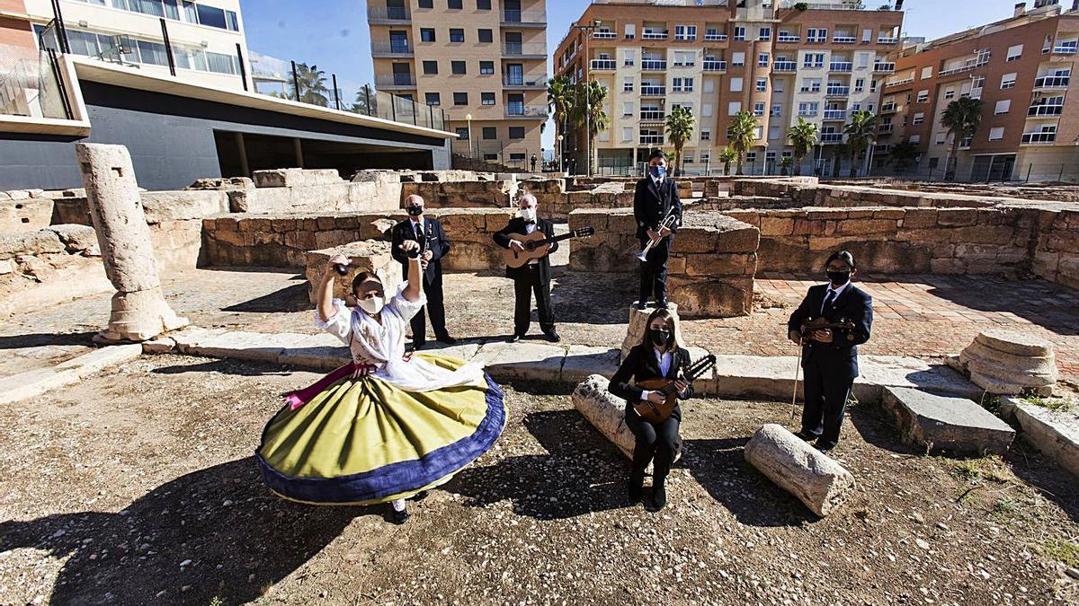 La música es el eje vertebador de Llíria, donde se celebrará el jueves el Foro de Economía Comarcal.  | DANIEL TORTAJADA