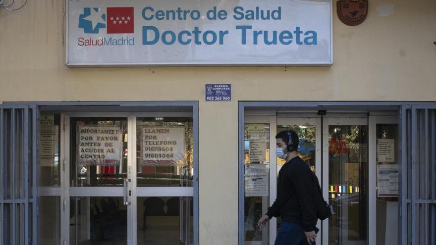 Estas son las 45 zonas confinadas en Madrid
