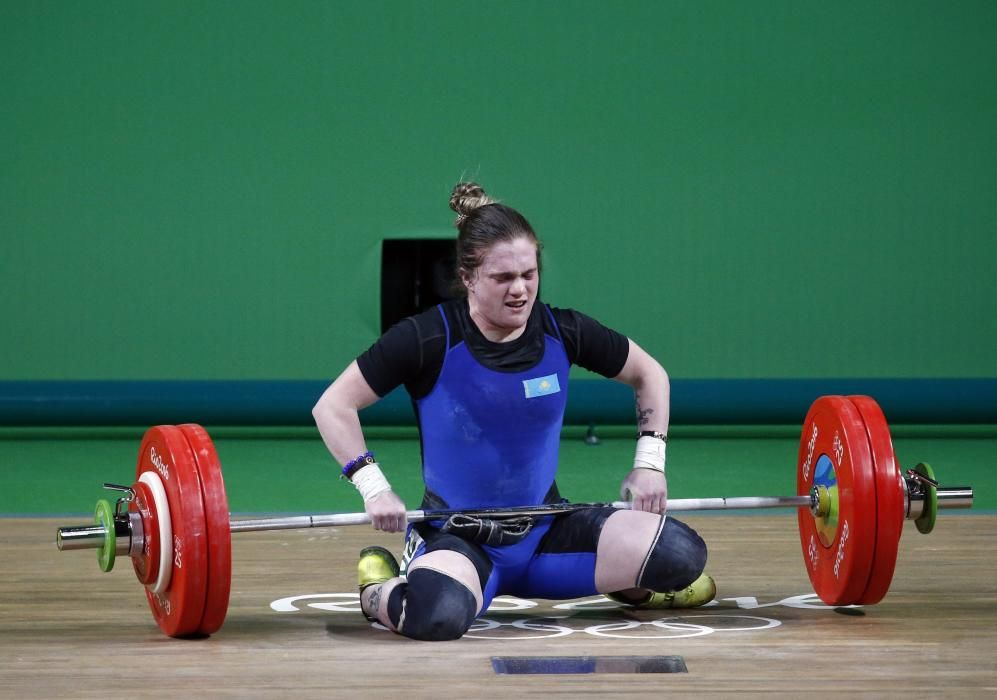 Olympic Games 2016 Weightlifting