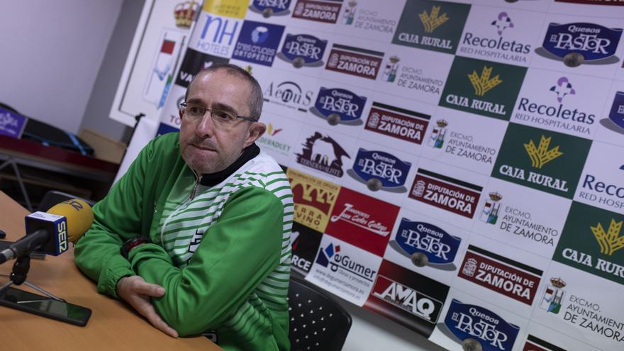 """Ángel Fernández (Quesos El Pastor): """"Espero que la FEB trate a todos como a nosotros"""""""