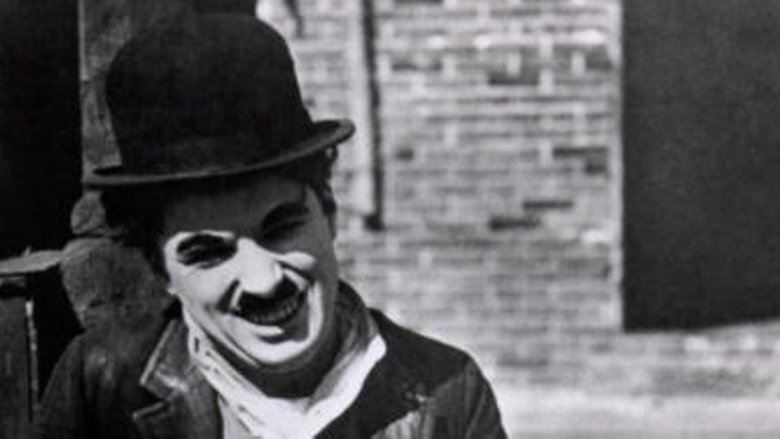 """100 años de """"El chico"""": La pantomima y el llanto"""