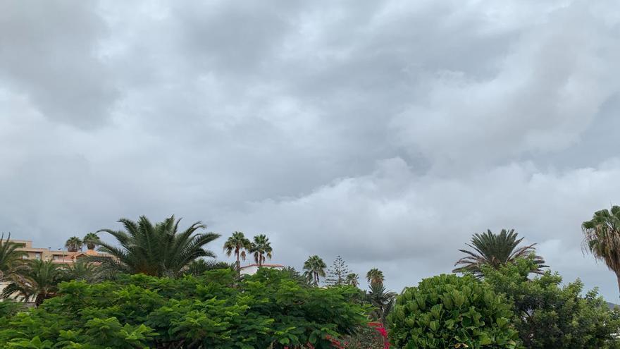 Intervalos nubosos y temperaturas mínimas en descenso para este viernes
