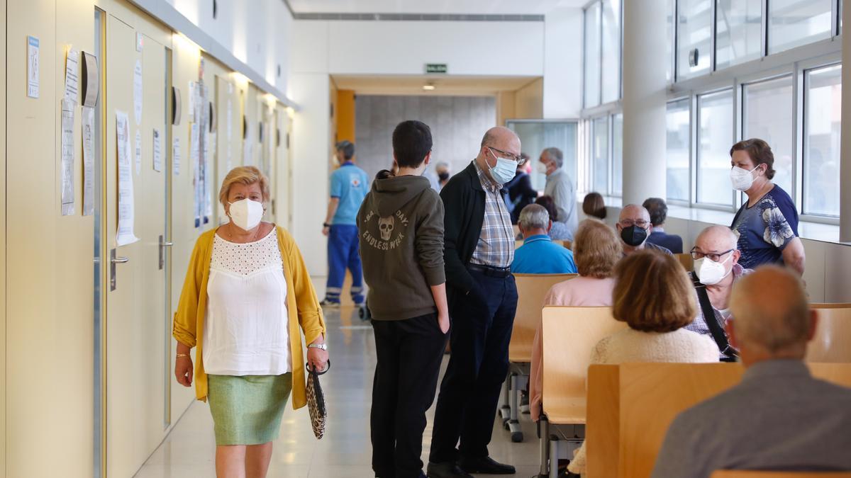 Centro sanitario Castilla del Pino, en el que se ubica el distrito Córdoba-Guadalquivir.