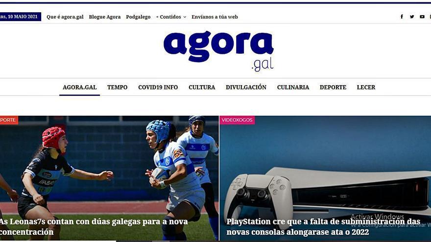 Romper as barreiras do galego, tamén en Internet