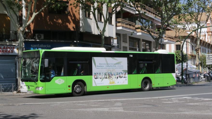 Los autobuses de Aucorsa promocionan las comarcas del Norte