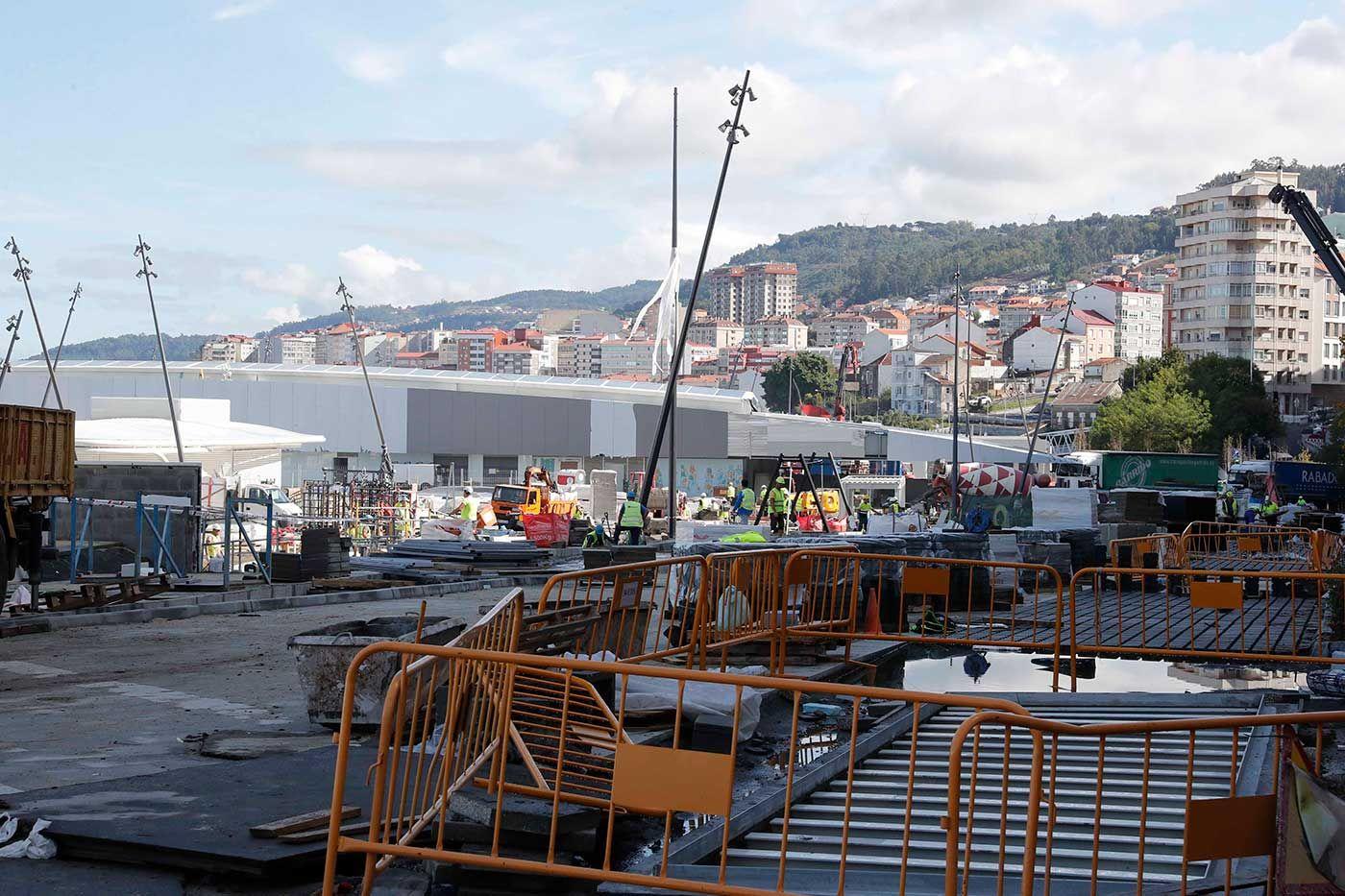Vialia, el imán que agranda la milla de oro en Vigo