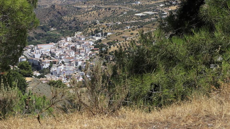 Ojén registra el primer brote del otoño en Málaga