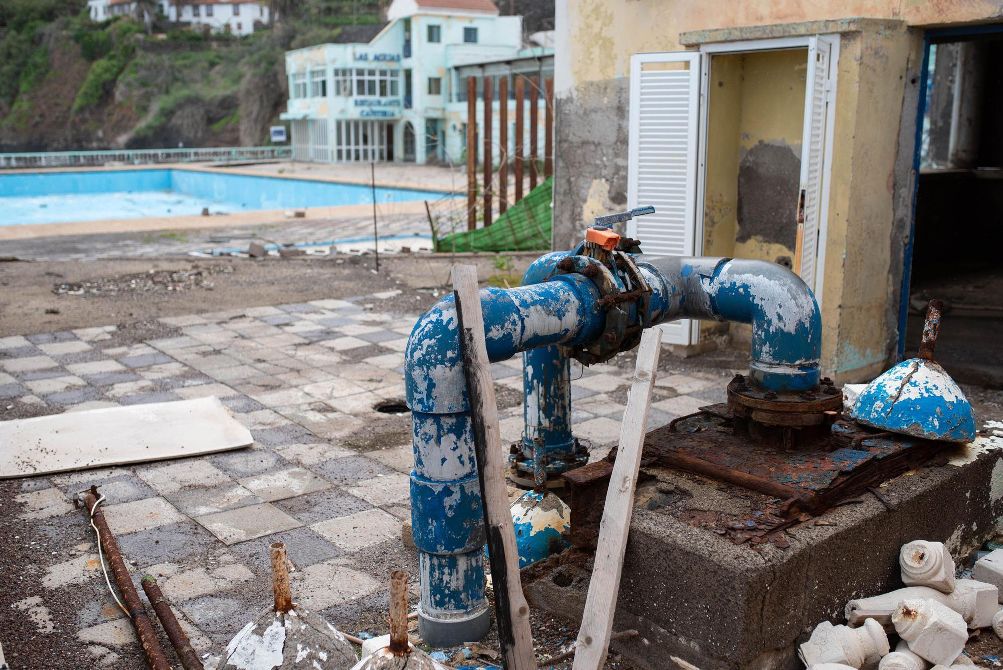 Piscina Las Aguas