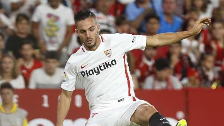 Sevilla y Villarreal, sin pegada