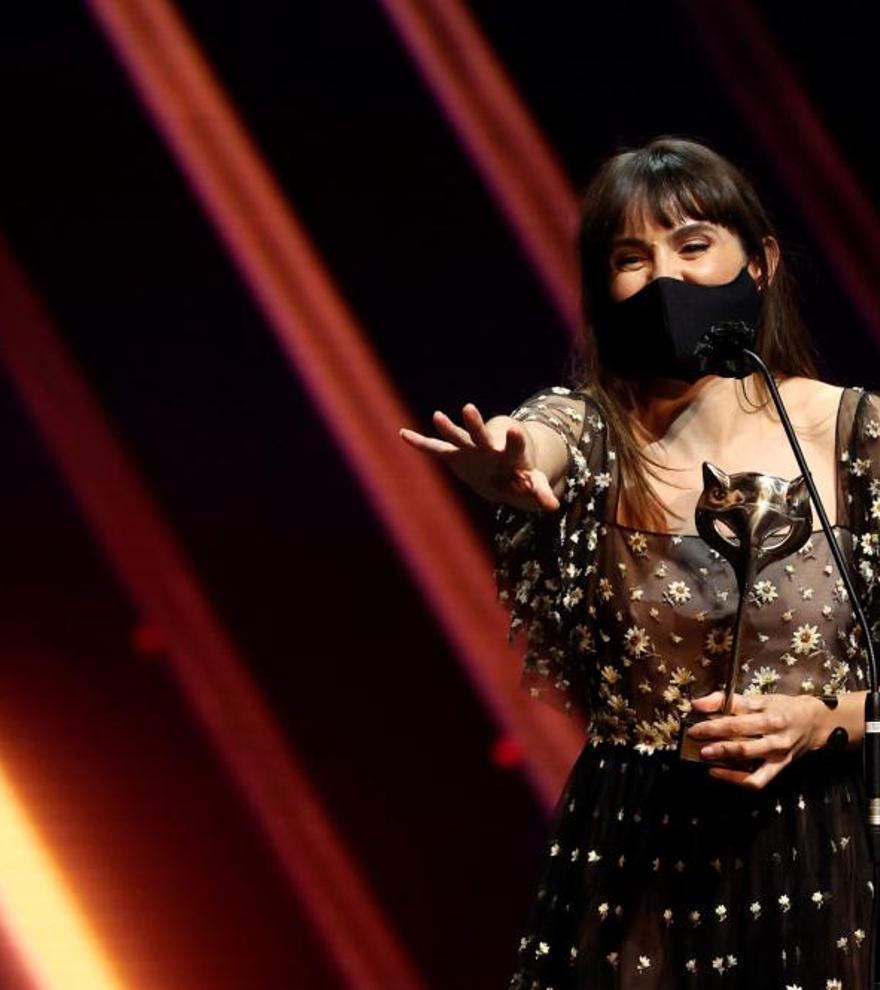 Los Premios Feroz encumbran a 'Las niñas' y 'Antidisturbios'