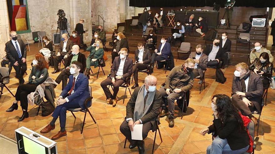 «Obrir Girona» vol omplir de públic Montilivi, Fontajau i fins a set actes més