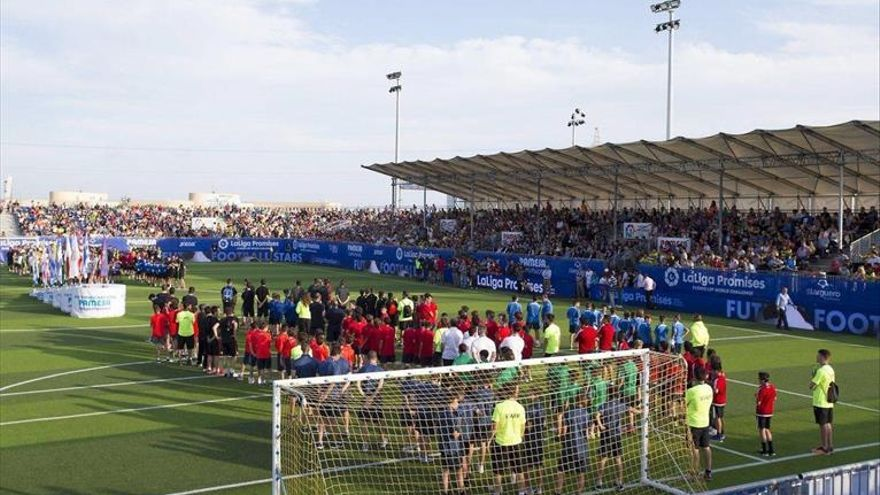 Vila-real, la capital del fútbol del futuro