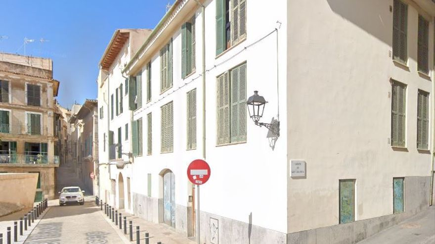 Modelo de Ciudad invierte más de 97.000 euros en renovar un edificio en la calle Bastió del Príncep