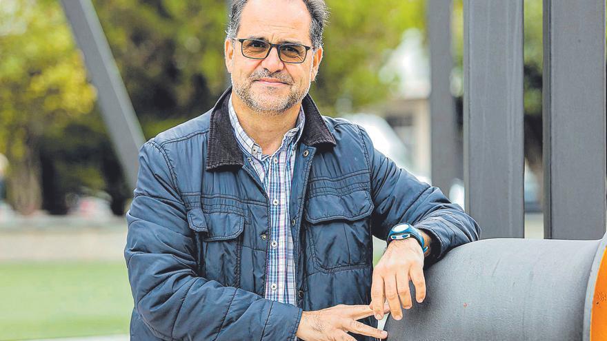 Antonio Martínez Puche: «La despoblación en Alicante es poco conocida y eso dificulta las acciones para tratar de atajarla»