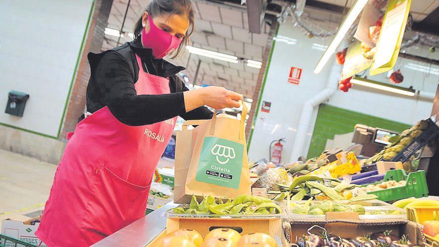 Castelló duplica el presupuesto municipal destinado al comercio en 2021