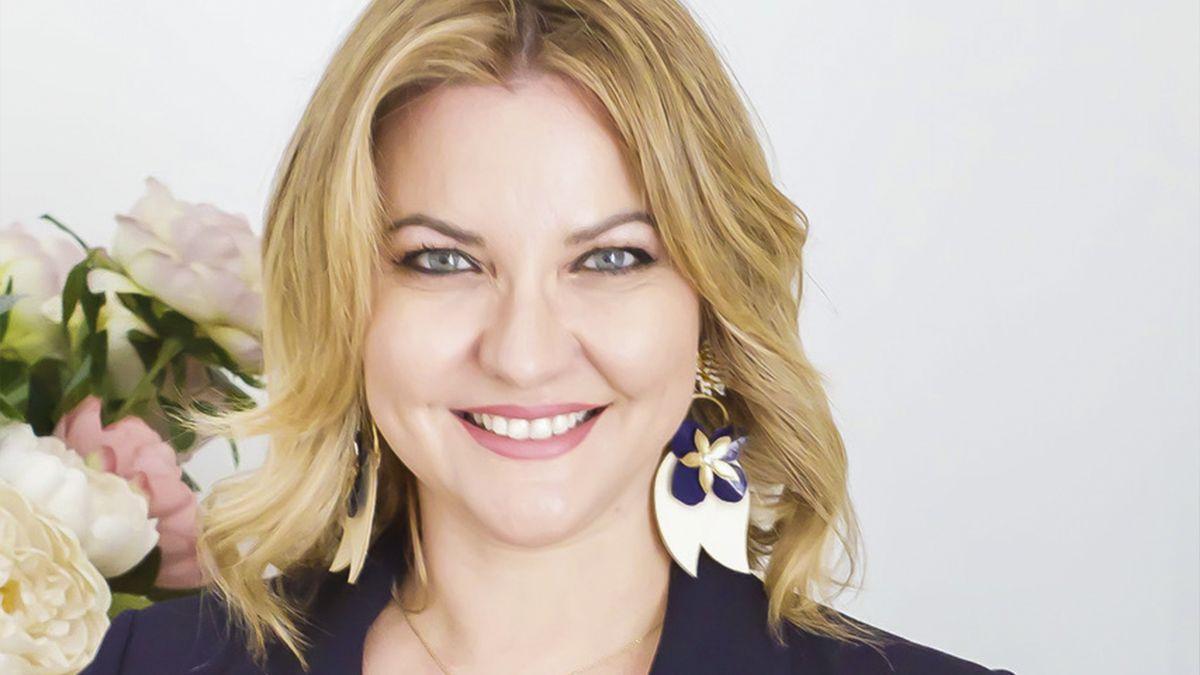 La psicóloga Úrsula Perona.