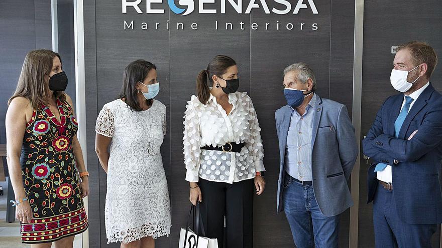La viguesa Regenasa carbura en Cádiz con 45 trabajadores para su nueva filial