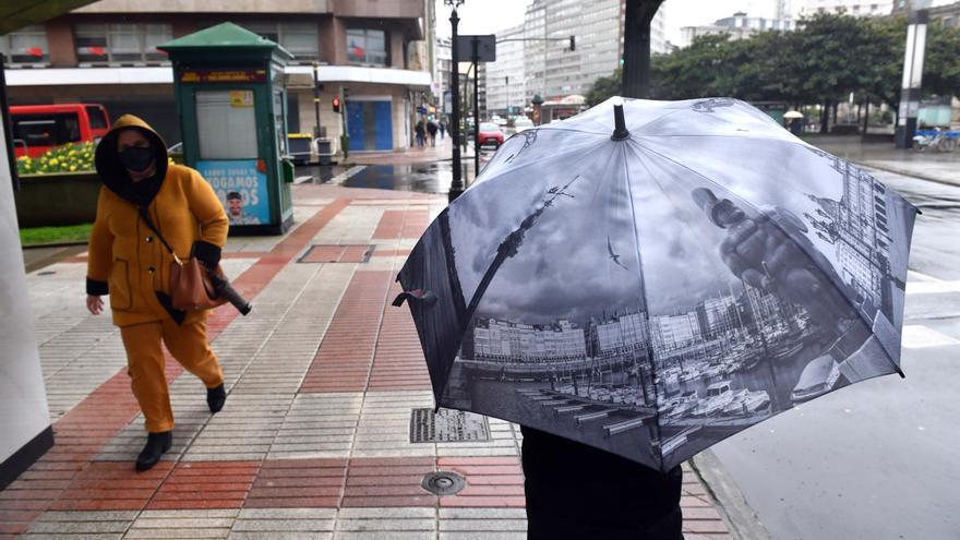 Mañana habrá nubes, lluvias y posibles tormentas por la tarde