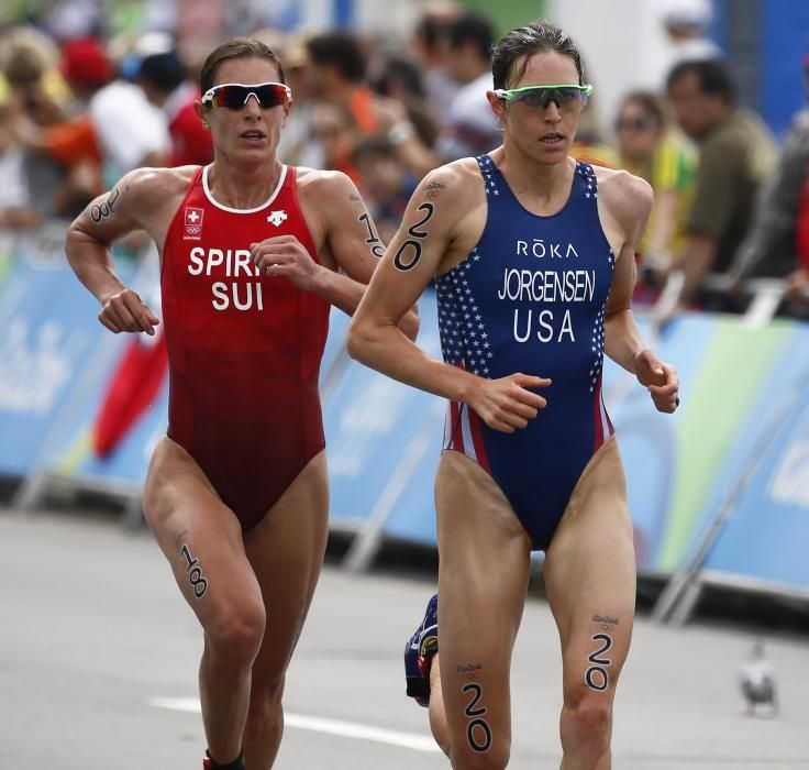Olympic Games 2016 Triathlon