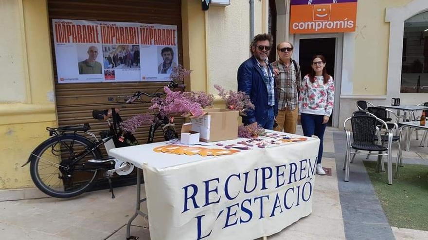 La Ejecutiva de la Coalición Podem-Compromis atraviesa una crisis entre sus miembros