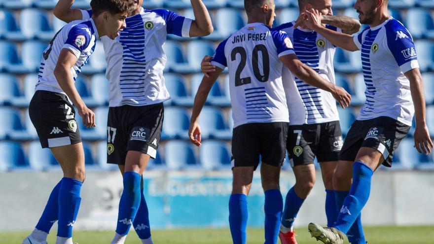 La Federación retrasa tres horas el Hércules-Lleida, que se disputará a las ocho