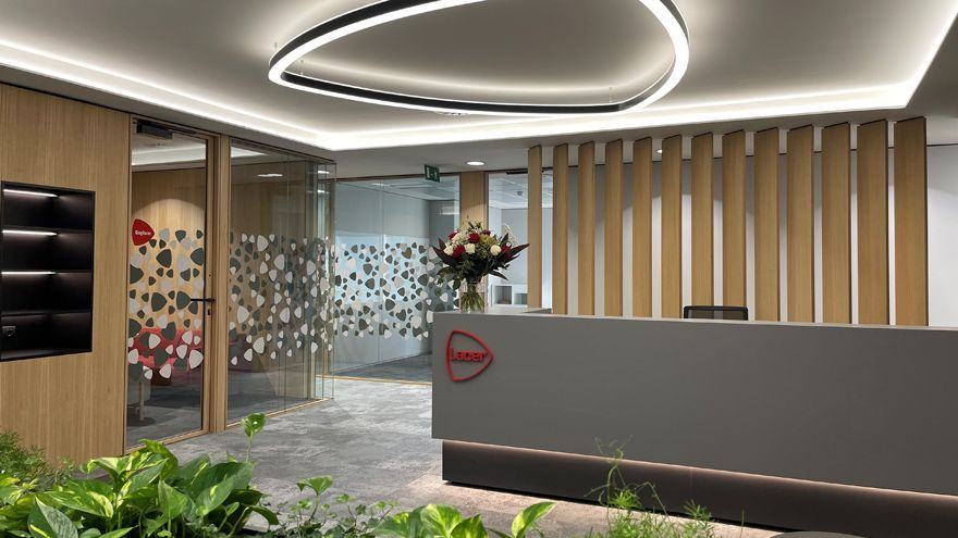 LACER inaugura su nueva sede corporativa en Barcelona