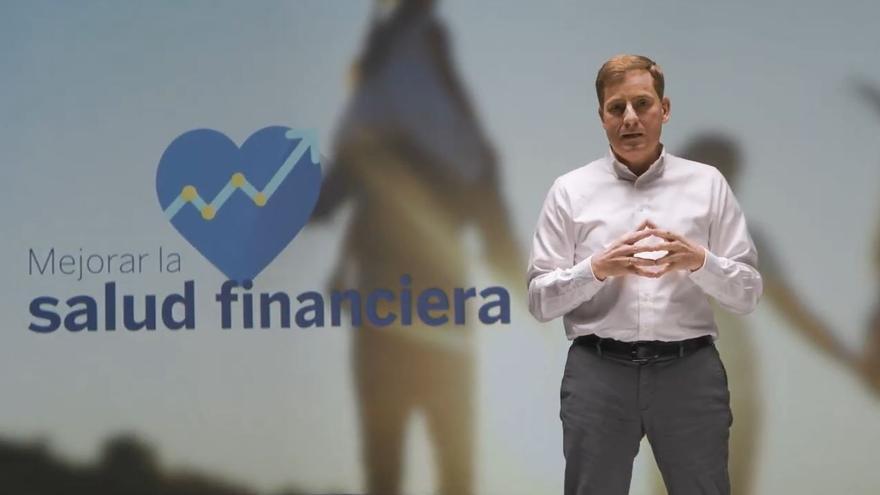 """Gonzalo Rodríguez: """"Mejorar la salud financiera debe estar al alcance de todos"""""""