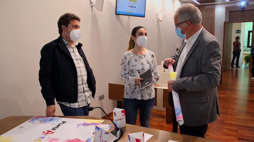 'Pueblarte' convertirá las calles de seis localidades pacenses en 'museos de obras de arte'