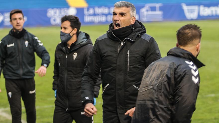 """Parras: """"Estamos en buen momento, pero nada de lo anterior sirve ante el Barça B"""""""