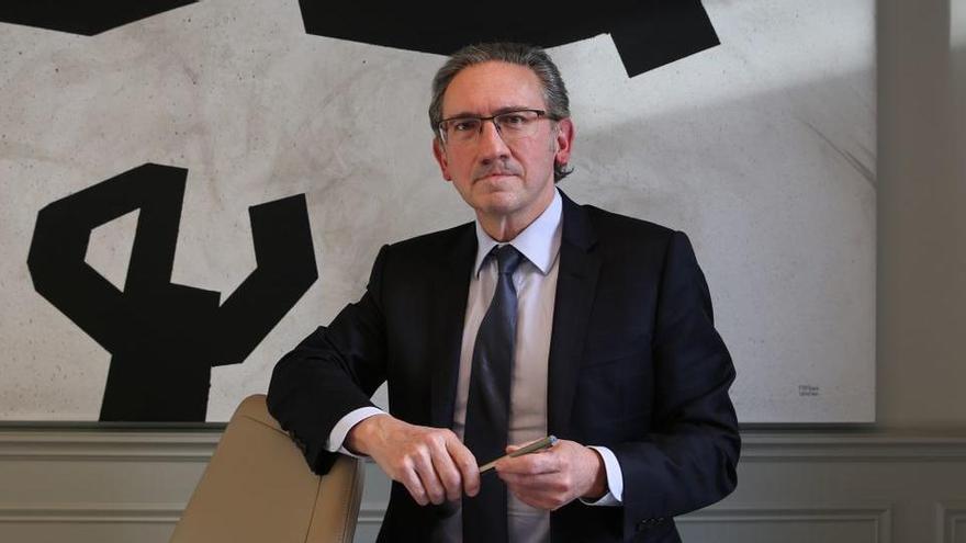 Jaume Giró no entrarà a la junta de Laporta